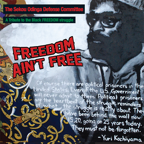 Freedom Ain't Free CD cover